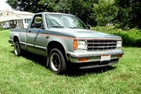 Picture of 1990 Chevrolet S-10 Tahoe Standard Cab SB, exterior, gallery_worthy