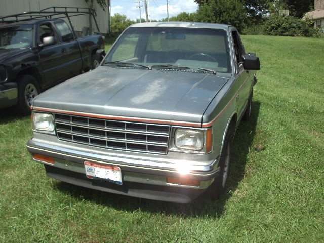 Picture of 1990 Chevrolet S-10 Tahoe Standard Cab SB