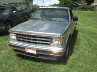 Picture of 1990 Chevrolet S-10 Tahoe RWD, exterior, gallery_worthy