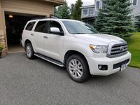 Picture of 2011 Toyota Sequoia Platinum 4WD FFV, exterior, gallery_worthy