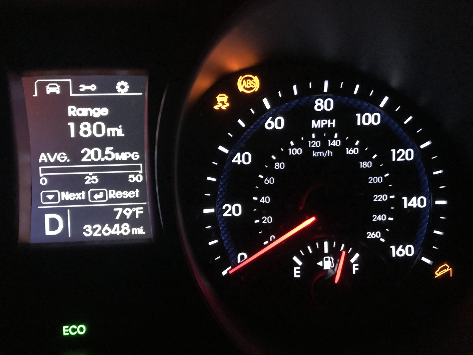 Hyundai Santa Fe Questions My Esc Dbc And Abs Warning Lights All