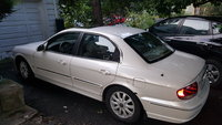 Picture of 2002 Hyundai Sonata LX, exterior, gallery_worthy