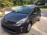 Picture of 2012 Toyota Prius v Two, exterior, gallery_worthy