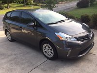 Picture of 2012 Toyota Prius v Two FWD, exterior, gallery_worthy