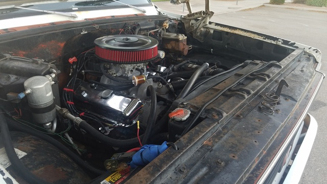 Picture of 1976 Chevrolet C/K 30, engine, gallery_worthy