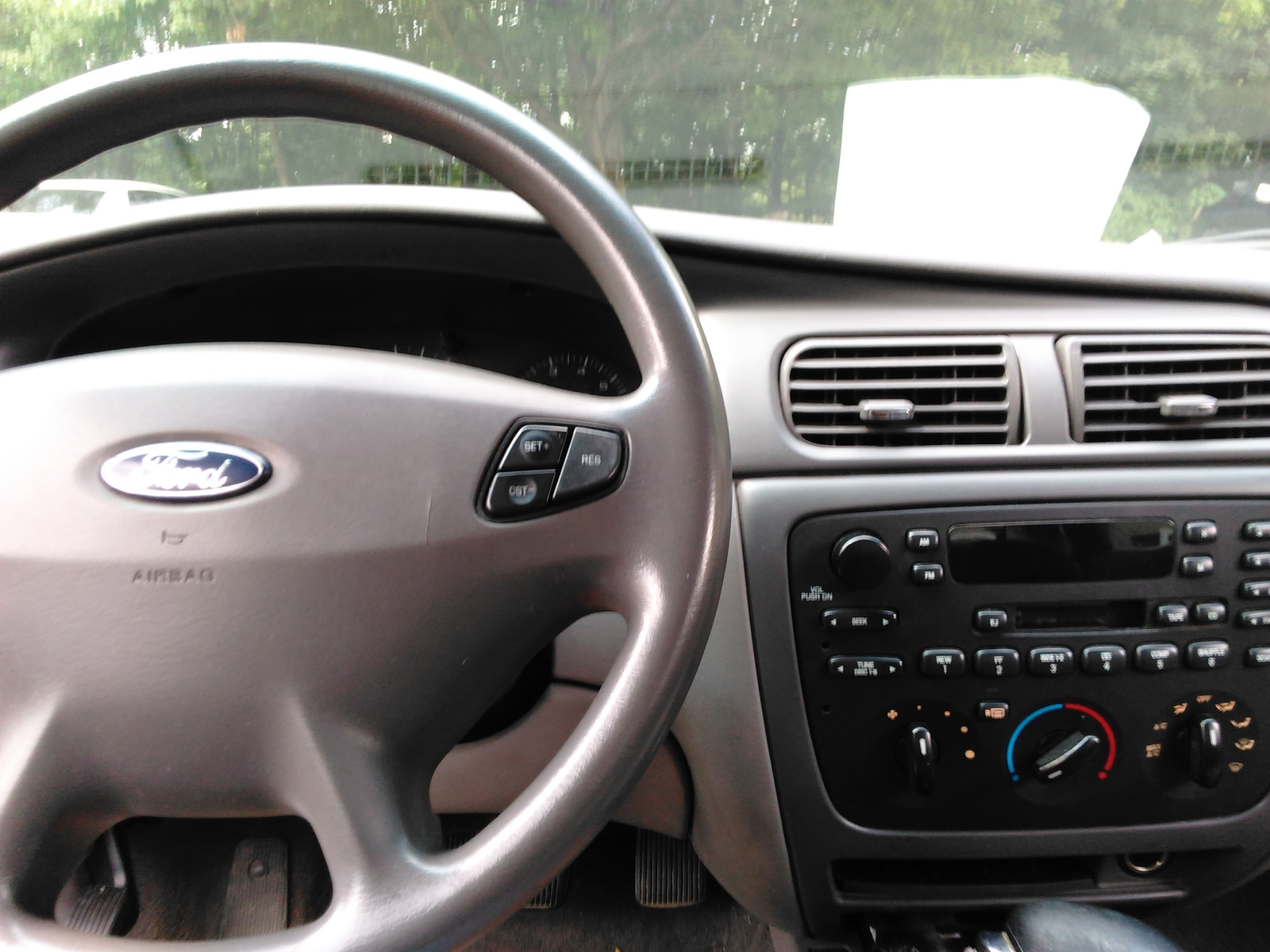Ford Taurus Questions - Factory Theft System