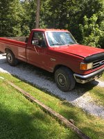 Picture of 1991 Ford F-250 2 Dr XL Standard Cab LB, exterior, gallery_worthy