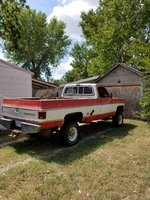 1977 Chevrolet C/K 20 Picture Gallery
