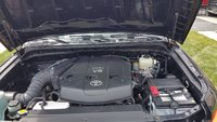 Picture of 2008 Toyota FJ Cruiser 4WD, engine, gallery_worthy