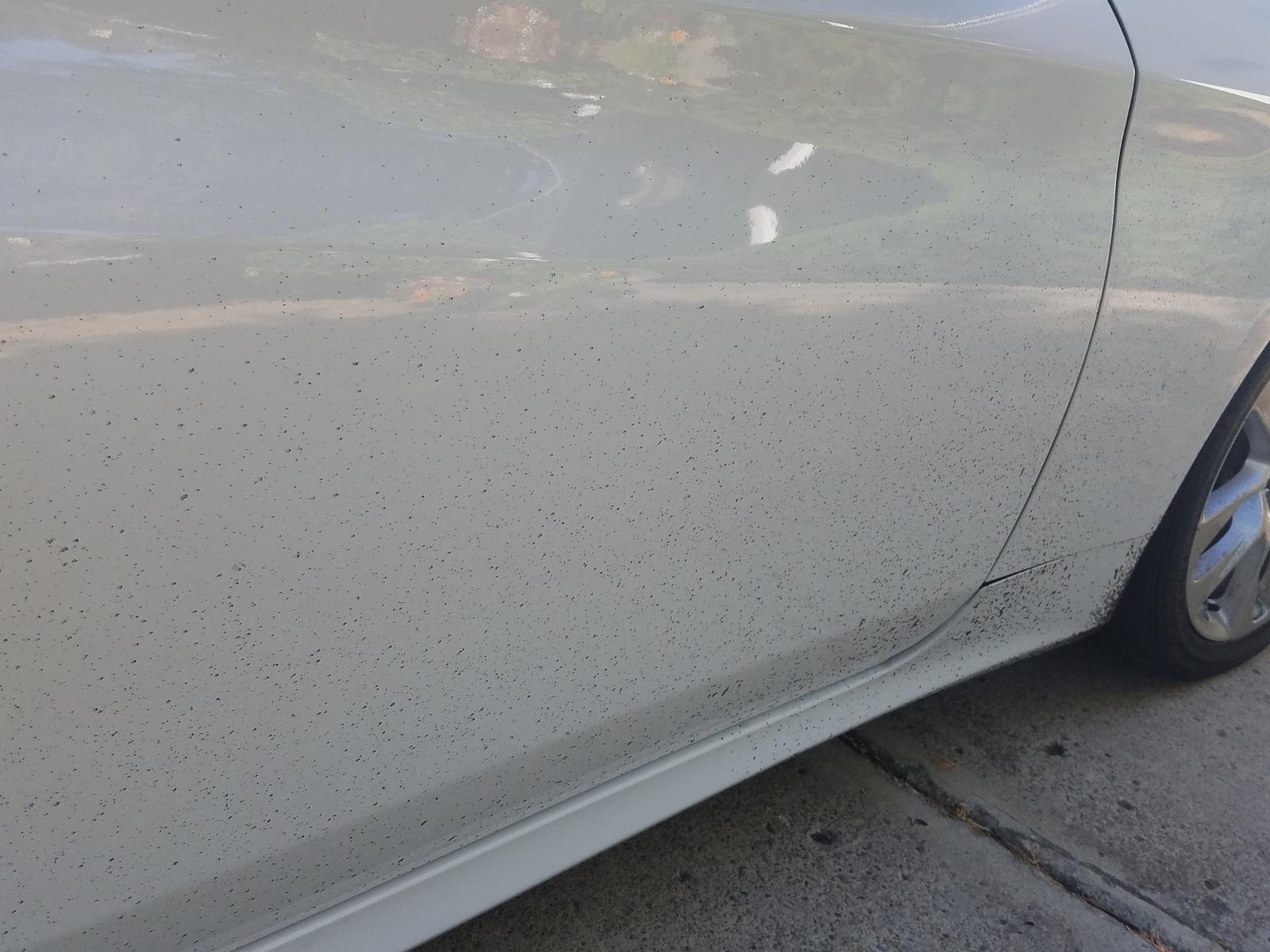 Hyundai Sonata Questions - Is anyone having a problem with Black
