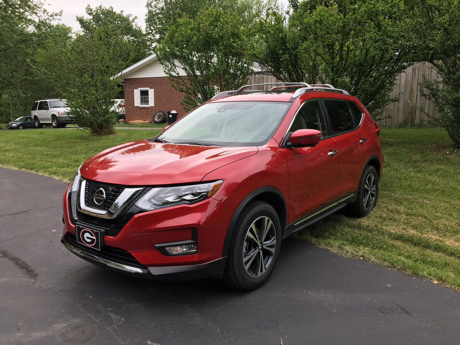 Picture of 2017 Nissan Rogue SL AWD