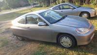 Picture of 2001 Honda Insight 2 Dr STD Hatchback, exterior, gallery_worthy