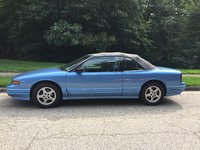 Picture of 1994 Oldsmobile Cutlass Supreme 2 Dr STD Convertible, exterior, gallery_worthy