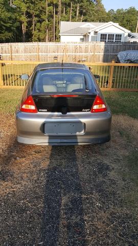 Picture of 2001 Honda Insight 2 Dr STD Hatchback