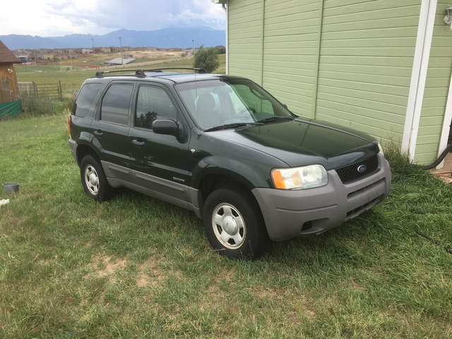 Foto de un 2002 Ford Escape XLS AWD
