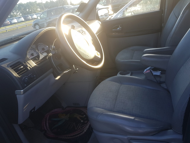 Picture of 2005 Saturn Relay 4 Dr 3 AWD Passenger Van, interior, gallery_worthy