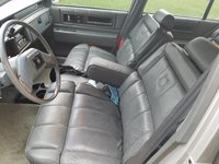 Picture of 1988 Cadillac DeVille Base Sedan, interior, gallery_worthy