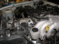 Picture of 1997 Lexus LX 450 4WD, engine, gallery_worthy
