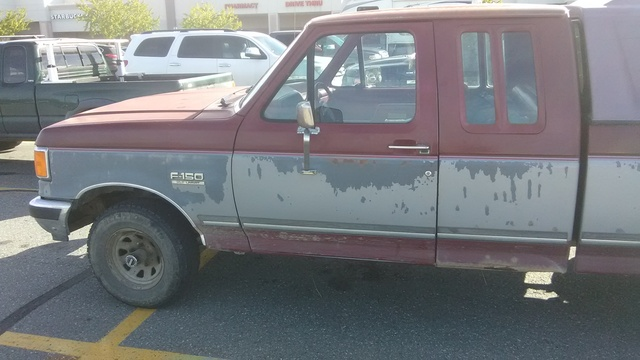 Picture of 1990 Ford E-150 Base, exterior, gallery_worthy