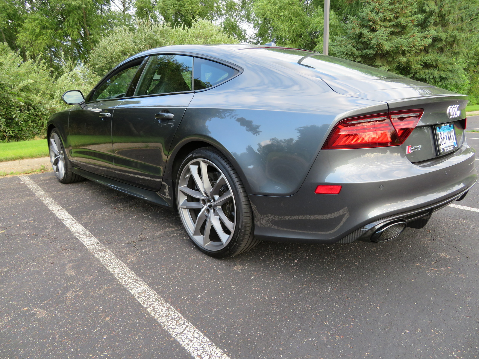 Picture of 2017 Audi RS 7 4.0T quattro Performance
