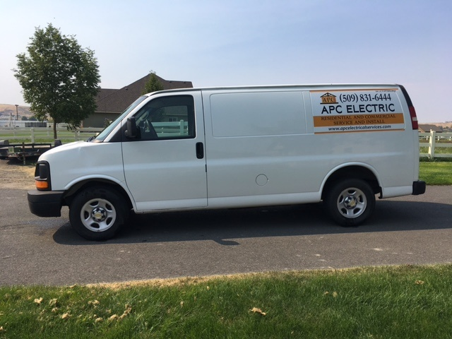 Picture of 2004 Chevrolet Express Cargo 3 Dr G1500 Cargo Van
