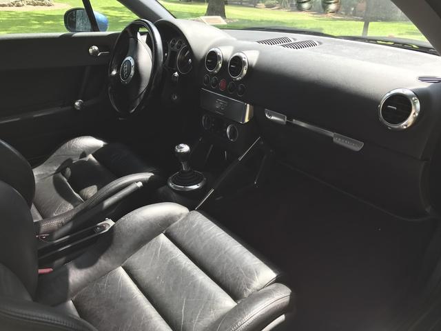 2000 Audi TT - Interior Pictures - CarGurus