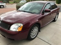 Picture of 2006 Mercury Montego Premier, exterior, gallery_worthy