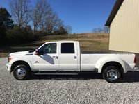 Picture of 2013 Ford F-350 Super Duty Platinum Crew Cab LB DRW 4WD, exterior, gallery_worthy