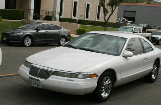Picture of 1996 Lincoln Mark VIII 2 Dr LSC Coupe
