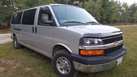 Picture of 2009 Chevrolet Express 3500 LT Extended RWD, exterior, gallery_worthy
