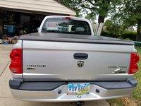 Picture of 2009 Dodge Dakota Bighorn/Lonestar Ext. Cab 4WD, exterior, gallery_worthy