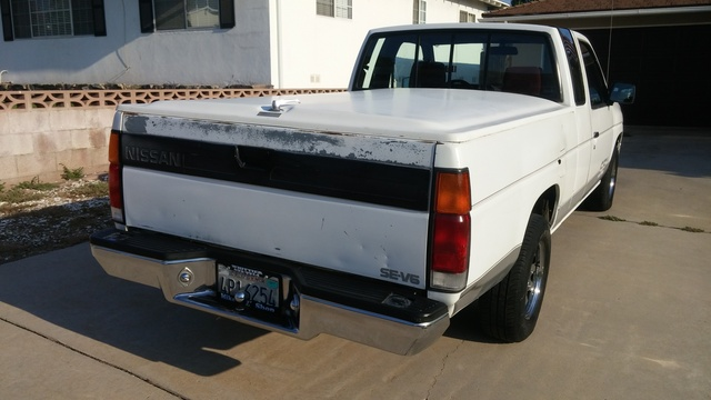 Picture of 1992 Nissan King Cab 2 Dr STD Extended Cab SB, exterior, gallery_worthy
