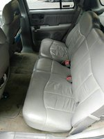 Picture of 1995 GMC Jimmy 4 Dr SLE 4WD SUV, interior