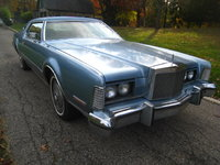 1973 Lincoln Continental Overview