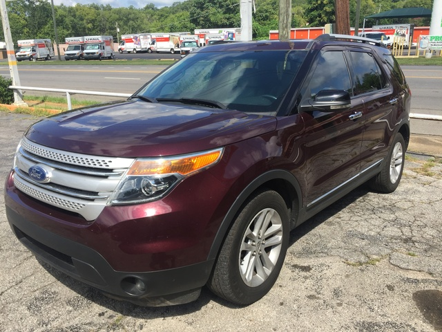 2011 ford explorer cargurus