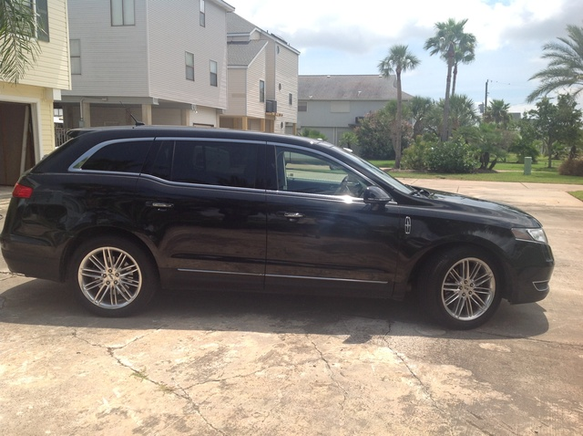 Picture of 2013 Lincoln MKT 3.5 EcoBoost AWD, exterior, gallery_worthy