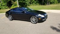 Picture of 2010 Mercedes-Benz CLS-Class CLS 550, exterior, gallery_worthy