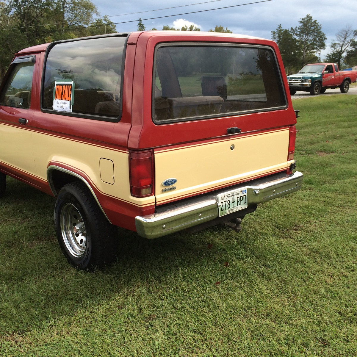 1985 ford bronco ii overview cargurus