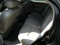 Picture of 2002 Lincoln Town Car Signature, interior, gallery_worthy