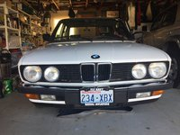Picture of 1986 BMW 5 Series 535i, exterior, gallery_worthy