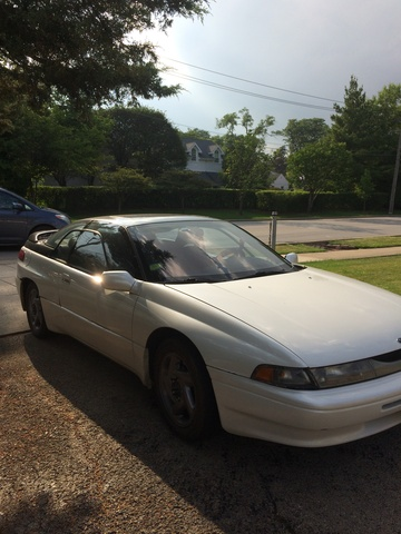Picture of 1992 Subaru SVX 2 Dr LS AWD Coupe