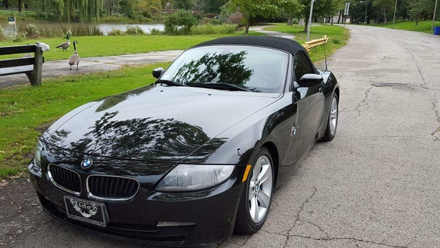 Picture of 2007 BMW Z4 M Roadster