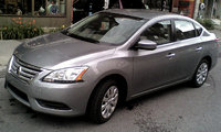Picture of 2014 Nissan Sentra FE+ S, exterior, gallery_worthy