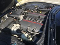 Picture of 1997 Chevrolet Corvette Coupe, engine, gallery_worthy
