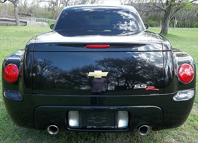 Picture of 2003 Chevrolet SSR 2 Dr LS Convertible Standard Cab SB