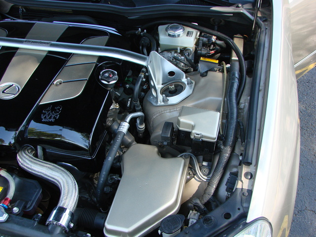 Picture of 2001 Lexus GS 430 RWD, engine, gallery_worthy
