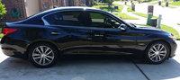 Picture of 2014 INFINITI Q50 Hybrid Premium, exterior