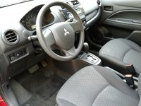 Picture of 2015 Mitsubishi Mirage DE, interior, gallery_worthy