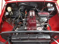 Picture of 1964 MG MGB Roadster, engine, gallery_worthy