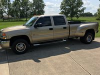 Picture of 2005 GMC Sierra 3500 4 Dr SLT 4WD Crew Cab LB DRW, exterior, gallery_worthy
